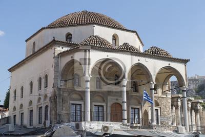 Fototapeta Tzistarakis Moschee w der Plaka, Athen