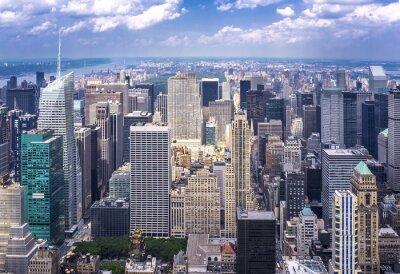 Fototapeta Veduta di New York