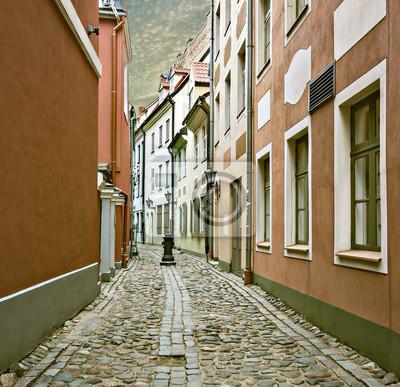 Ulica w Rydze