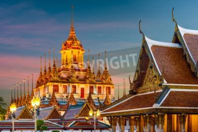 Fototapeta Wat Ratchanatdaram
