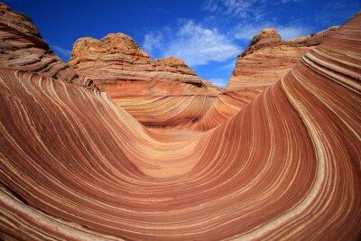 Fototapeta Wave - cud natury