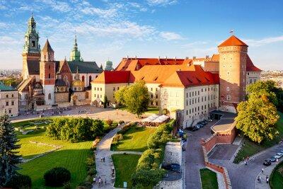 Fototapeta Wawel w dniu - Kraków