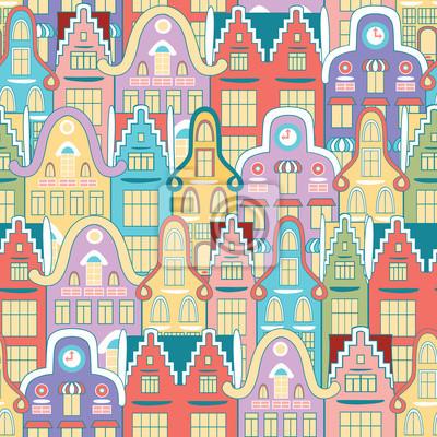 Domki w Holandii
