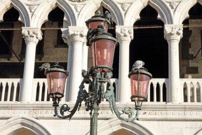 Fototapeta Wenecja Euganejska Włochy Pałac Dożów