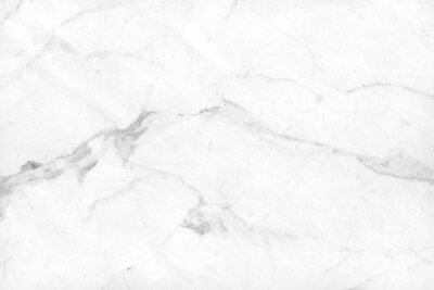 Fototapeta white gray marble texture background with high resolution, top view of natural tiles stone floor in seamless glitter pattern and luxurious.