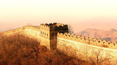 Fototapeta Wielki Mur słońca