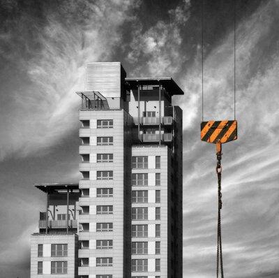 Fototapeta Wieżowiec