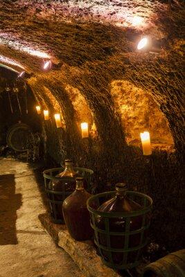 Fototapeta winiarnia w Wielkiej tRNA, Tokaj regionie winiarskim, na Słowacji