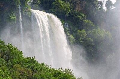 Fototapeta Wodospady w Włoszech