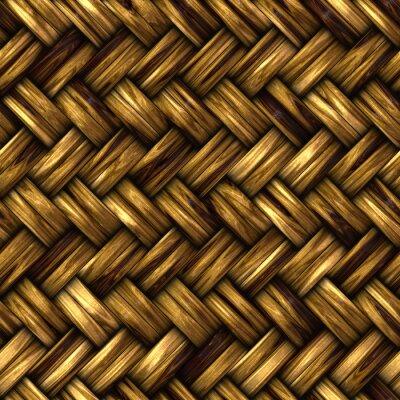 Fototapeta Wooden Seamless Texture