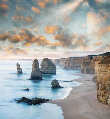 Fototapeta Wspaniałość 12 Apostołów, Australia
