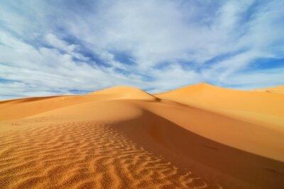 Fototapeta Wydmy w Sahary, Libia