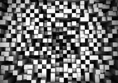 Fototapeta Wytłaczanie Cube