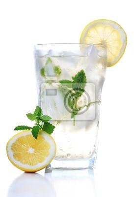 Fototapeta Zimny napój