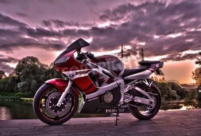 Fototapeta Yamaha R6