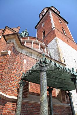 Zamek Królewski na Wawelu w Krakowie, Polska
