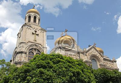 Zaśnięcie Matki Bożej katedry, Warna - Bułgaria