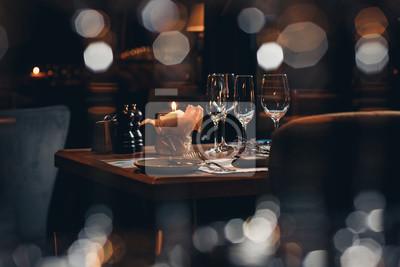 Fototapeta zastawa stołowa