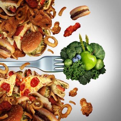 Fototapeta Zdrowie Dieta Breakthrough