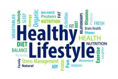 Fototapeta Zdrowy tryb życia
