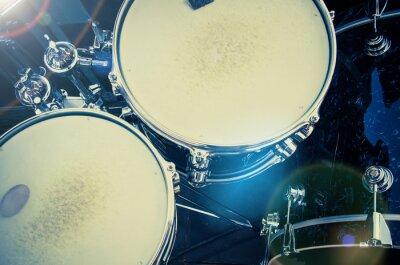 Fototapeta Zestaw perkusyjny