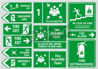 ewakuacja i montaż