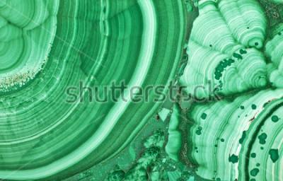Fototapeta zielony makro tekstury rudy miedzi