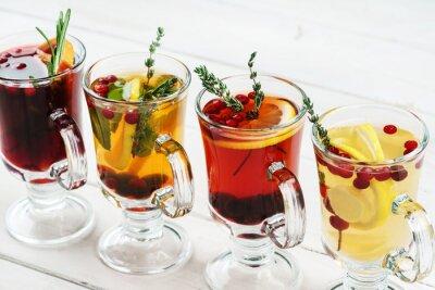 Fototapeta zimowy napój