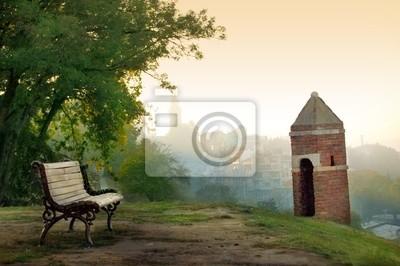 Zobacz Belgradu z twierdzy Kalemegdan