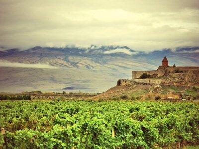 Fototapeta Życie w Armenii