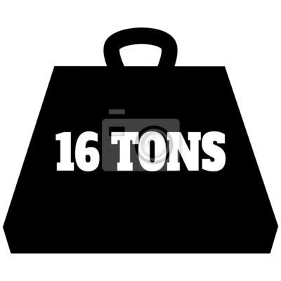 16 Ton Waga Ikona