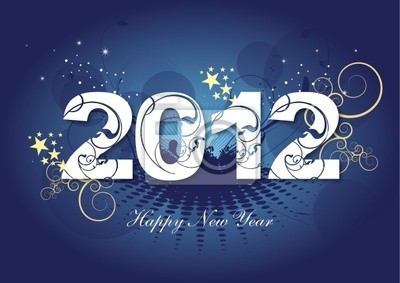 2012 - Szczęśliwego nowego roku