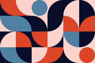 Naklejka Abstract Geometry Pattern Artwork