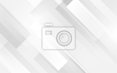 Naklejka Abstrakcjonistyczny biały kwadratowy kształt z futurystycznym pojęcia tłem
