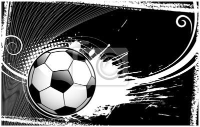 abstrakcyjna piłka backround
