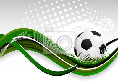 Abstrakcyjna tła z piłki nożnej