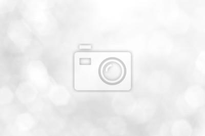 Naklejka Abstrakcyjne tło z białym światłem rozmycia