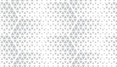 Naklejka Abstrakcyjny wzór geometryczny. Bezszwowe tło wektor. Nowoczesny wzór graficzny. Prosta grafika kratowa.