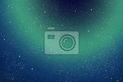 Abstrakt gwiaździste niebo / przestrzeń / Digital Painting
