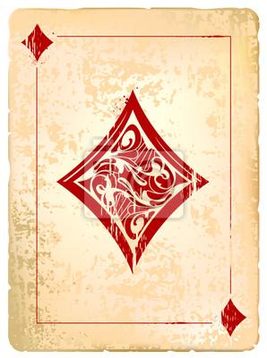 Ace diamentów