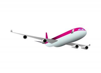 Naklejka aereo, vacanze, Vacanza, Volare