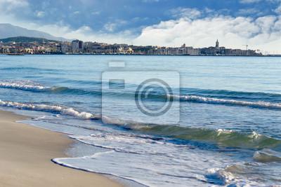 Alghero wybrzeża