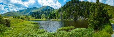 Naklejka Alpejski krajobraz
