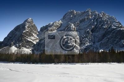 Alpi w Italia - Tarvisio - Val Saisera