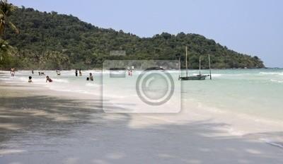 Am Strand von Phu Quoc - Wietnam