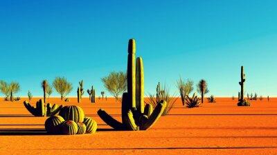 Naklejka Amerykański pustyni