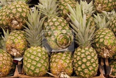 Naklejka Ananas