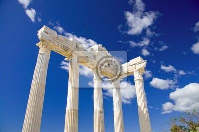 Apollon Tempel, Side, Türkei
