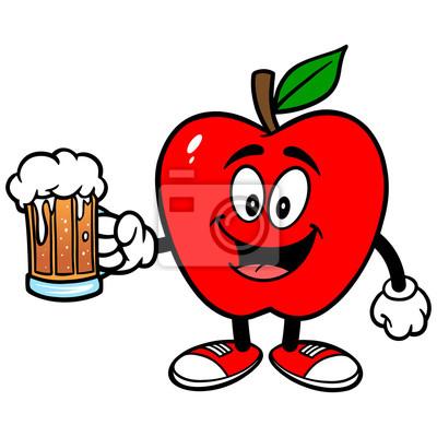 Apple z piwa