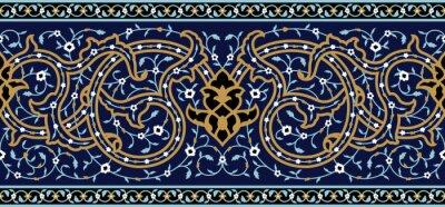 Naklejka Arabski Complex Simplex Granicznej